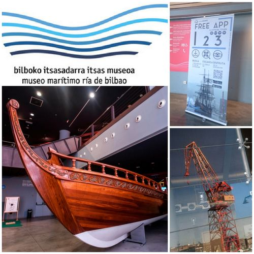 Discover our new guide based on the permanent exhibition of the Ria de Bilbao Maritime Museum!