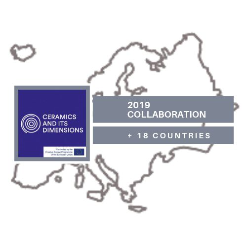 Our collaboration with the Ceramics and its Dimensions project across Europe!