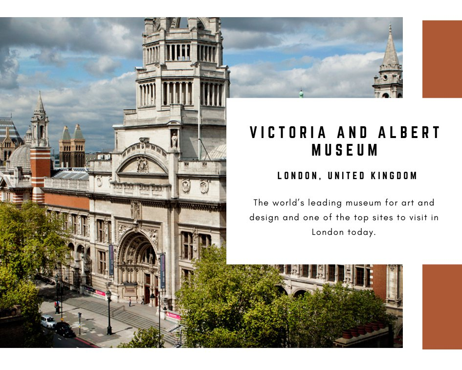 London's Victoria & Albert joins CloudGuide with English AND Mandarin-language guides!