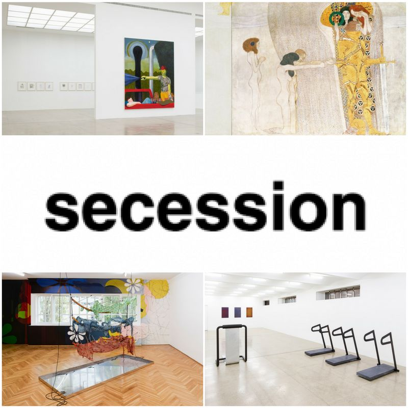 New collaboration with the Secession in Vienna!